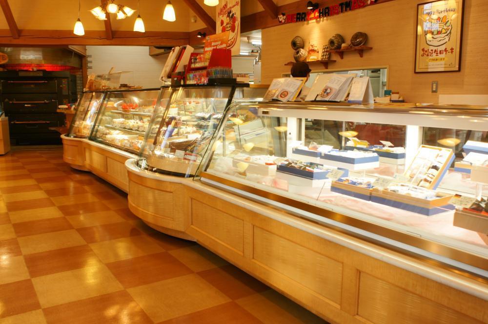 洋菓子の製造・販売