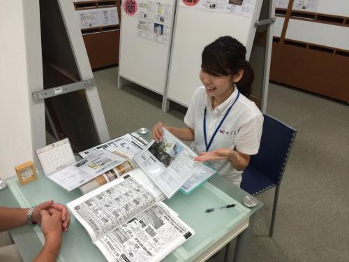 不動産営業(ハウスエージェント)|徳島中央店